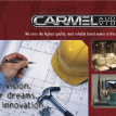 Ad copy for Carmel Audio and Video