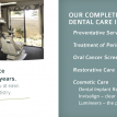 Ad copy for Romie Lane Dental